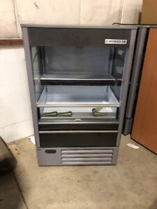 Beverage Air Vm 7 Open Air Commercial Cooler Display Case Grab And Go