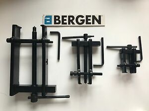 Bergen 3pc Armature Bearing Bush Seal Puller Large Med Small 5146 5155 5144
