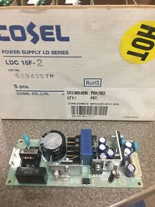 Cosel Ldc 15f 2 Power Supply new Free Shipping