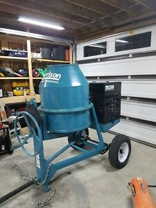 Used Bartell Morrison Concrete Mixer 12cu Ft