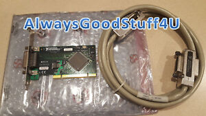National Instruments Pci Gpib Controller Card With 2 1m Cable