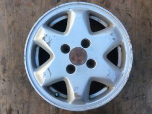 95 96 97 Accord V6 One Factory Alloy Wheel Rim 15x6 6 Spoke Used Oem