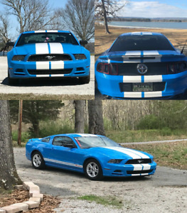 10 Hood Racing Rally Stripes Decal Auto Vinyl Fits Chevy Ford Dodge 60
