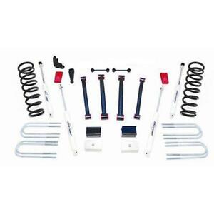 Pro Comp Suspension 6 Inch Lift Kit With Pro Runner Shocks K2080bp