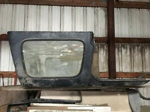 70s Jeep Hardtop Hard Top Topper