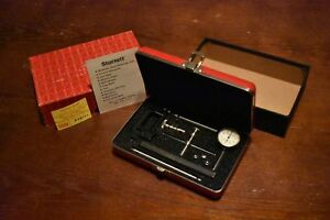 Starrett Dial Test Indicator 196a Clamp Past And Holder Sleeve Complete Kit