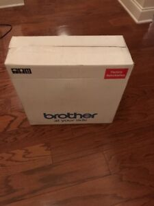 Factory Refurbished Brother Gx 6750 Electronic Typewriter Factory Warranty