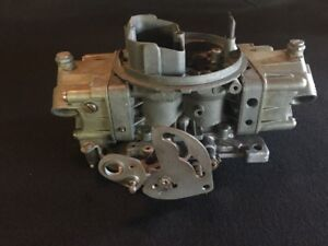 1969 Z28 Holley Original 4295 Crossram 962 Date Carb Carburetor