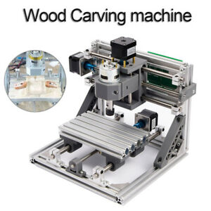 Mini Cnc Router Engraving Machine Diy Machine Wood Carving Machine Parts Module