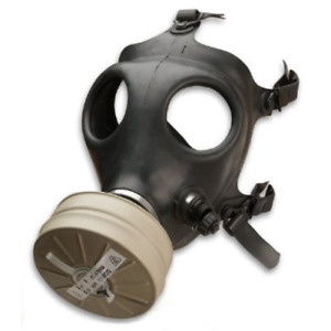 Israeli Rubber Respirator Mask Nbc Protection For Industrial Use Chemical Handl