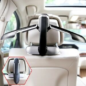 Car Back Seat Headrest Suit Coat Hanger Holder Auto Accessories New