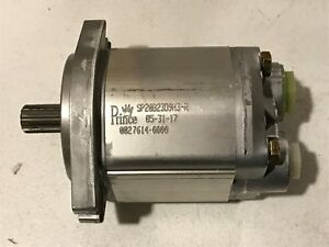 Prince Manufacturing Sp20b23d9h3 r Hydraulic Gear Pump 20 55 Gpm 2500 Psi