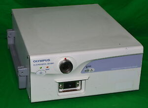 Olympus Eus Exera Eu m60 Endoscopic Ultrasound Processor used Powers On