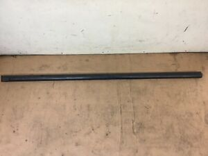 92 93 Accord 2dr Left Front Side Protector Door Panel Molding Trim Garnish Oem