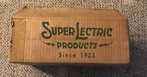Art Deco Waffle Iron Superior Superlectric With Box And Cord C 1930 S 772
