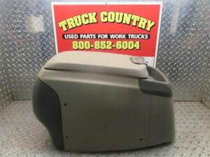 Console Front Floor Fits 00 01 Ford F250sd Pickup 59775