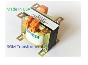 Electrical Control Transformer 100 Va 6 Volt Class2 110 120v 6v Voltage 100 Va