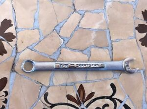 Craftsman Tools Usa 11 32 Combo Wrench V 44692 12pt Open End Box End