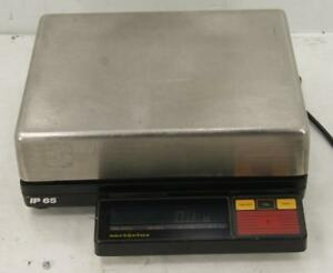 Sartorius Ip65 Balance Digital Washdown Scale 12100g X 100g