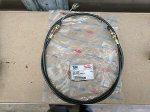 Tym Compact Ttractor Foot Throttle Cable P n 19961162300