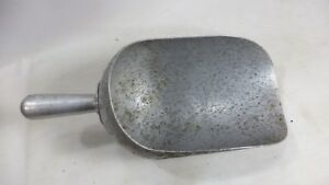 Vintage Farm Feed Corn Scoop General Store Tool Primitive Kitchen Decor Ice