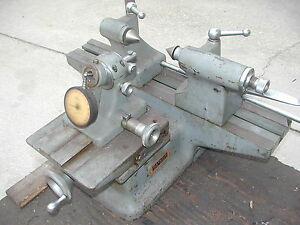 Illinois Tool Works Gear Roll Tester Checker Lot Of Two Machines