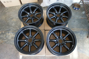 Jdm 15 X8 Pcd100x4 Wheels Rs Banana Watanabe Rims Civic Miata Mx5 E30 Eg6 Mx 5