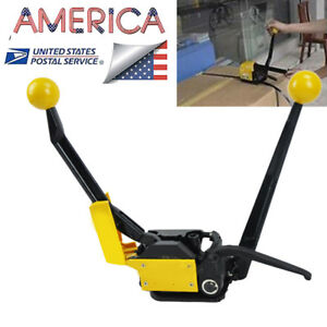 Usa A333 Steel Strapping Tools For Strap Width 3 4 1 2 Wrap Heavy Package