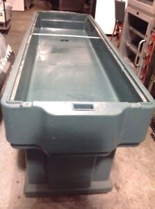 Cambro Portable 72 x24 Food Salad Bar
