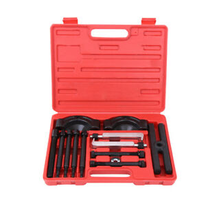 14x Hardened Heat treated Gear Puller And Bearing Separator Splitter Remover Kit