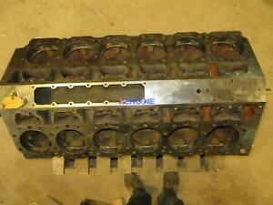 Caterpillar C32 Engine Block Good Used 252 8375