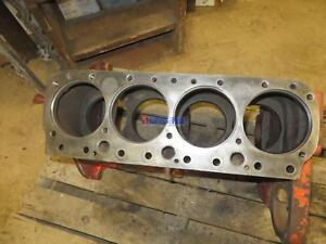 Allis Chalmers 226 Engine Block Good Used U3019 31