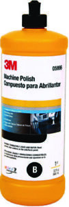 Boat Marine 3m Machine Polish 1 Quart Remove Compound Swirl Marks 05996