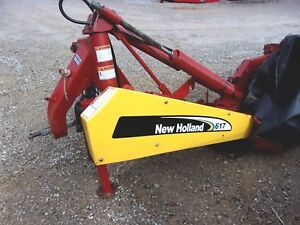 New Holland 617 9 Ft Disc Mower Can Ship 1 85 Per Mile