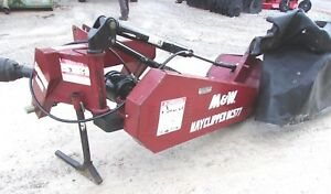Used M w Hc577 7 Ft Disc Mower Can Ship 1 85 Per Mile