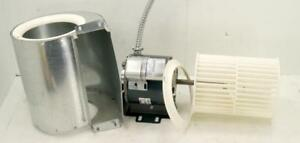Ge Fan Motor 5kcp29cg rpm 1050 Ph1 Hp 0 04 115v With Squirrel Cage Blower