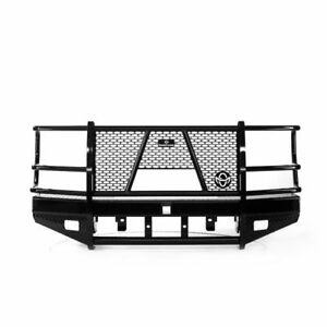 Ranch Hand Fbf175blr Sport Series Winch Front Bumper For 2017 2018 Ford F250