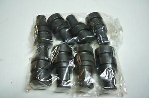 8ba6510b New Valve Guides set Of 8 For Ford Tractor 9n 2n 8n