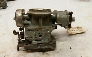 Stromberg Bendix Carburetor Model Ww 1953 1954 Dodge 2bbl