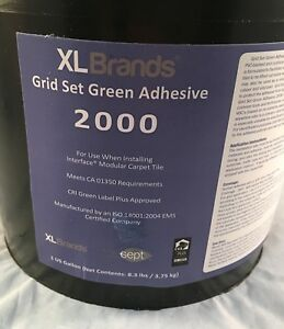 Green Glue Xl Brands Grid Set 2000 One Gallon New 11 04 2016