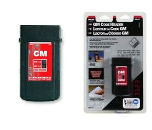 Innova Gm Obd1 Digital Code Reader Scanner 3123 Diagnostic Service Mechanic Tool