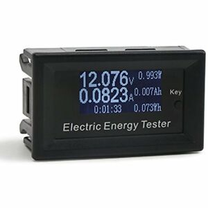 Digital Multimeter Lcd Display Voltmeter Ammeter Dc 0 100v 0 15a Voltage Ampere