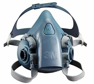 3mtm 3m Half Face Piece Respirators 7500 Series Reusable