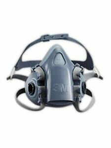 3mtm Half Face Piece Respirators 7500 Series Reusable