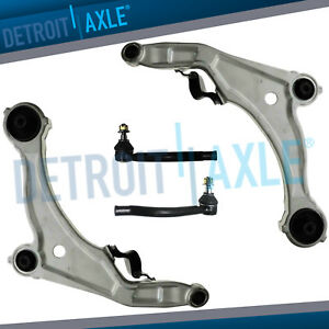 Lower Control Arm Outer Tierod For 2009 2010 2011 2012 2013 2014 Nissan Maxima