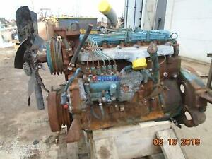 International Dta360 c Engine Complete Good Running A Esn 362gm2u0146107