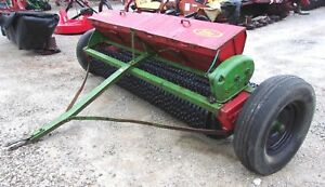 Used 8 Ft Brillion Surestand Seeder Cultipacker we Can Ship Fast And Cheap