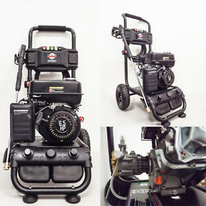 New Tomahawk 3000 Psi Gas Powered Pressure Washer 2 8gpm