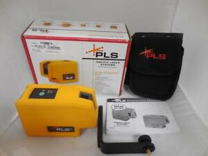 Pacific Laser Systems Pls3 Laser Alignment Self Leveling Tool