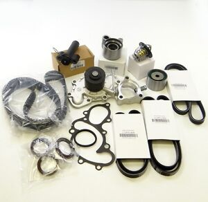 Timing Belt Kit With Water Pump 3 4l V6 5vzfe For Toyota Tundra 4runner Tacoma